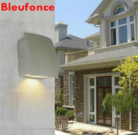 Modern Wall Light Down LED Sconce Lighting Lamp Aluminum Indoor And Outdoor Waterproof Fixture Decorative Lights
