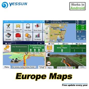 261c95c99e4 8 ГБ sd-карты навигационные карты GPS карты Android для Европы Ireland  Nederland Belgium Франция Германия Великобритания Италия, Испания Польша