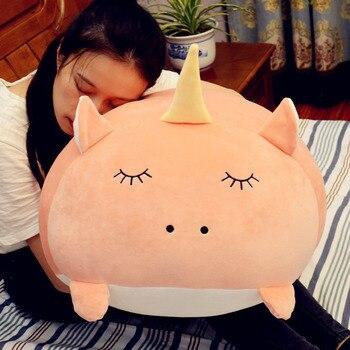 Unicorn Plush Pillow Cushion