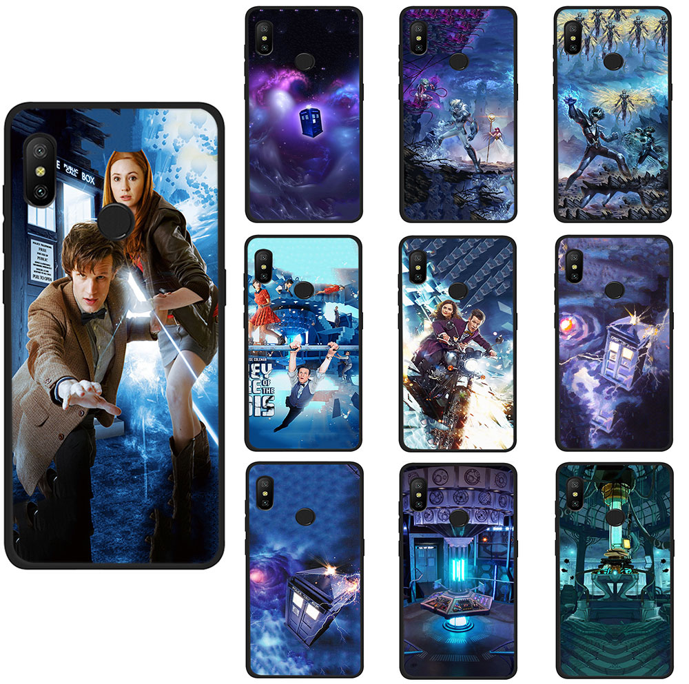 Cellphones & Telecommunications Doctor Who Police Tpu Phone Case For Xiaomi Mi 6 8 A2 Lite A1/5x A2/6x F1 Redmi Note 4 5 6a X Plus Pro Phone Bags & Cases