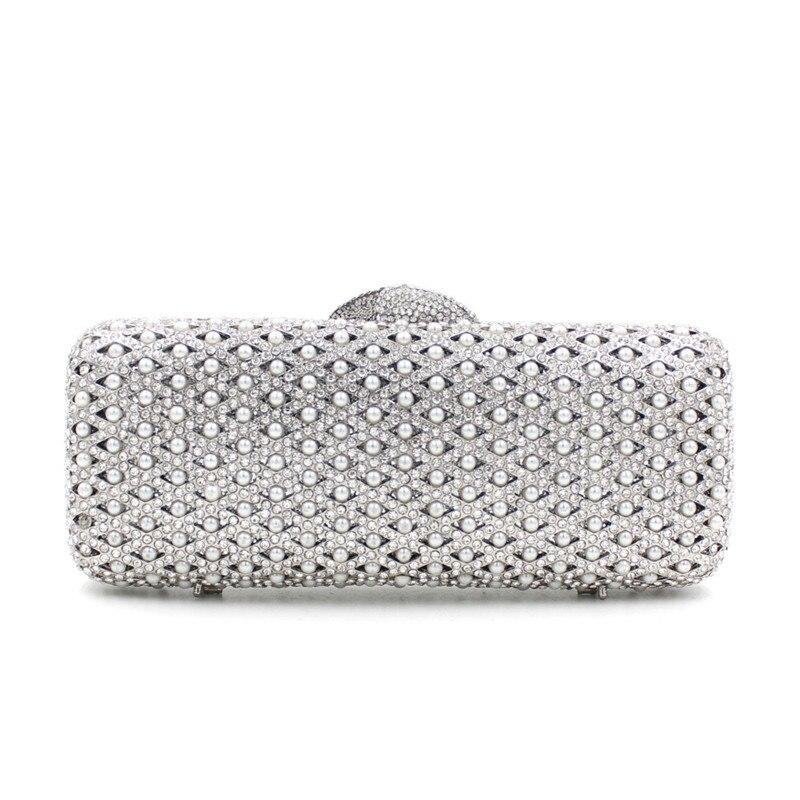 Fashion Diamonds rhinestone evening bags woman day clutch new arrive female handbag bridal evening bag purse