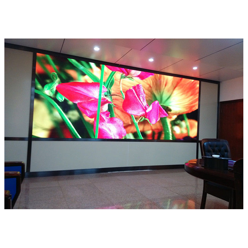 Die Casting Aluminum 512x512mm Cabinet Indoor Rental Led Display Screen P4 Smd Rgb Led Pantalla Billboard, Led Video Wall