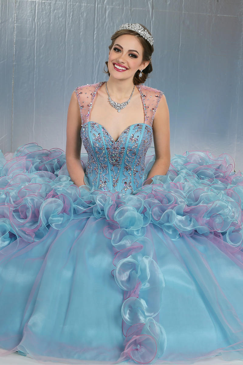 Blue Victorian Prom Dress | Dress images