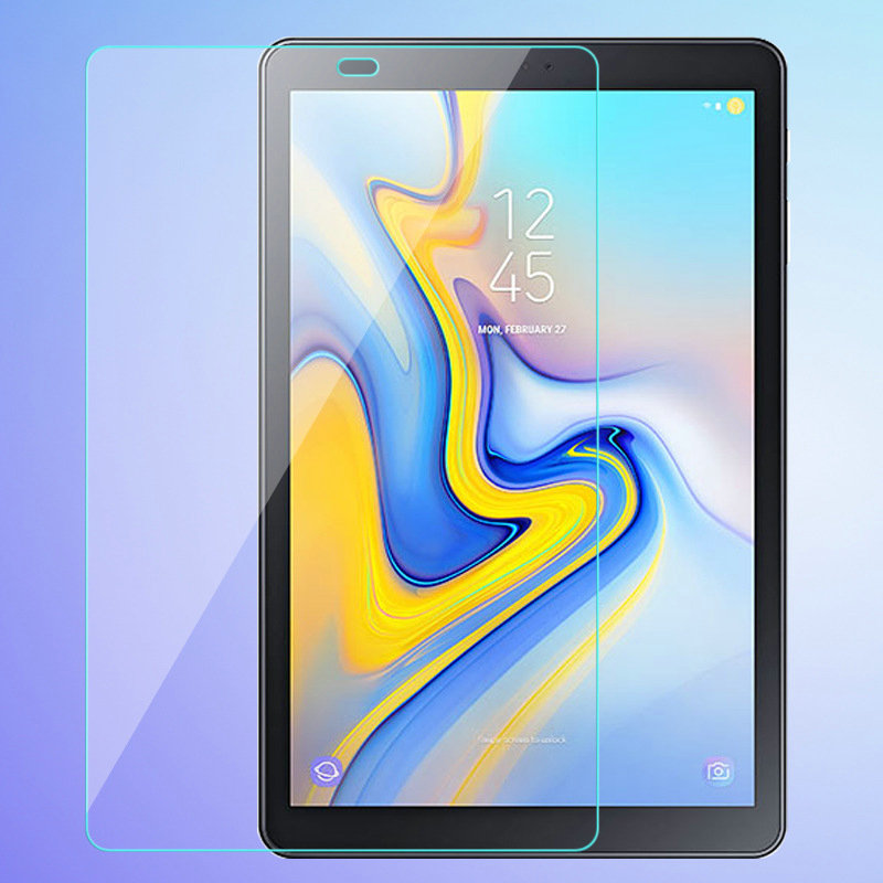 Tempered Glass Screen Protector Film For Samsung Galaxy Tab A 10.5 Wi-Fi LTE 4G SM-T590 SM-T595 10.5