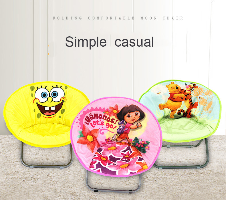 Outdoor Chairs Sofa Kids Chair Party Camping Picnic Chairs Fishing Stool Protable Can Foldable Outdoor Furniture Ultralight Seat #2