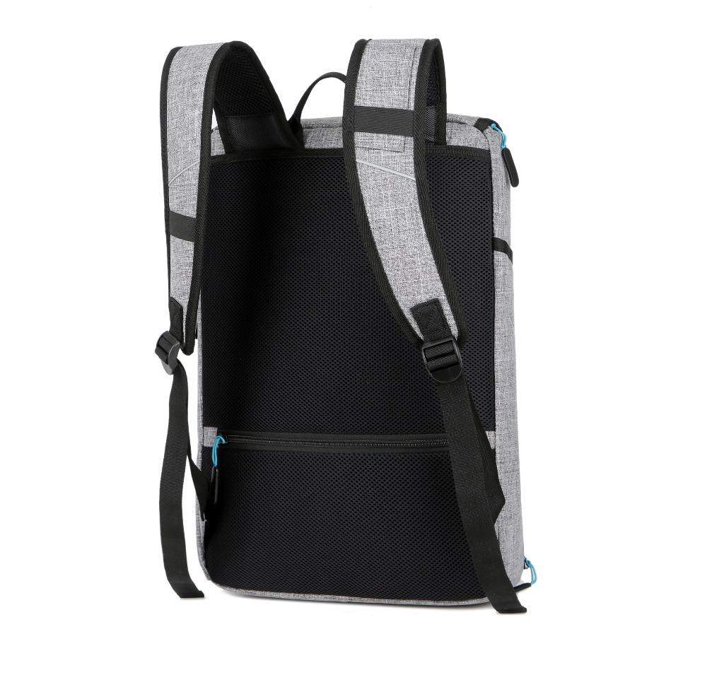 Anti-theft New 17 17.3 Inch Laptop Backpack 15 15.6 Notebook bag For Sony HP Dell Super Light  Top Side opening style knapsack Karachi