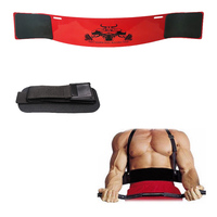 Weightlifting Arm Blaster Adjustable Straps Aluminum Alloy Board Bomber Bicep Curl Triceps Muscle Training Gym Equipment
