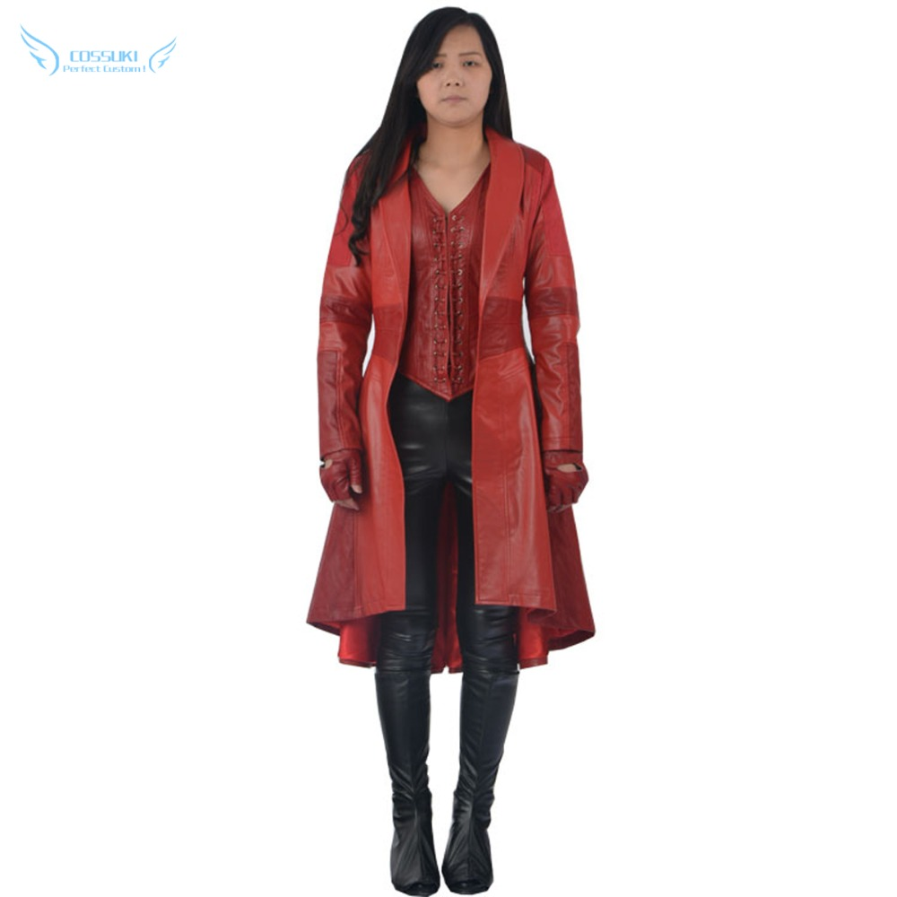Online Get Cheap Adult Scarlet Witch Costume -Aliexpress.com ...
