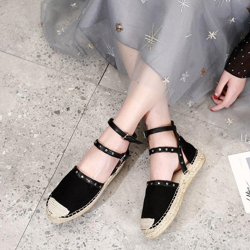 Shoe Sandals Shoe Rivet Single ShoeShoe Sandals Shoe Rivet Single Shoe
