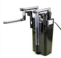 UP Aqua EX 120 500L/H 5 Stage Strong Aquatic Plant Aquarium Fish Tank External Canister Filter