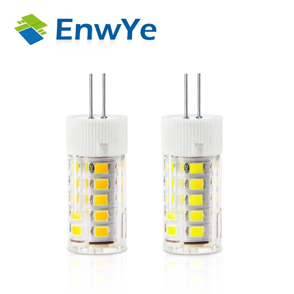 G4 Lamp Bulb DC 220V 230V 240V 4W 2835 LED Light Bulb Replace Halogen G4 For Chandelier High Quality Ceramic LED