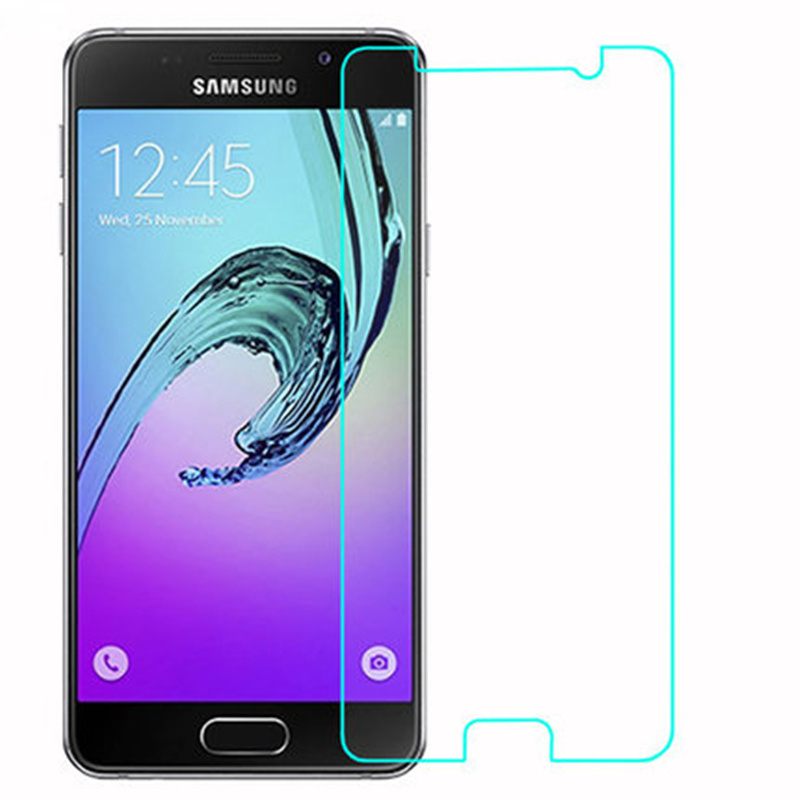 Tempered <font><b>Glass</b></font> For <font><b>Samsung</b></font> Galaxy A3 A5 A7 2017 2016 2015 A320 <font><b>A520</b></font> A720 A3100 A5100 A7100 Protective Screen Protector film 9H image