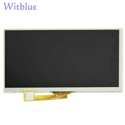 Witblue New LCD Screen Matrix For 7 BQ 7083G BQ-7083G Light / BQ-7082G Armor Tablet LCD Display Module Glass Panel ReplacementWitblue New LCD Screen Matrix For 7 BQ 7083G BQ-7083G Light / BQ-7082G Armor Tablet LCD Display Module Glass Panel Replacement