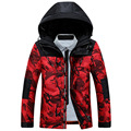 Jiekanila Winter parka men Thicken Lovers wadded jacket Camouflage cotton-padded jacket outerwear M- 3XL Without Shirt