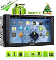 Android 5.1 Map No DVD Tablet GPS WiFi EQ 4 Core 7 Auto Car Stereo APP CD Autoradio Video Radio SD 1080P