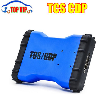 VD TCS CDP pro plus with LED 3 IN1 Full Set Diagnostic tool 2016.00 newest Support More Cars New vci without bluetooth SCANNER