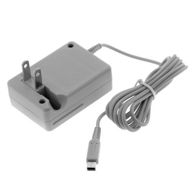 Wall Home Travel Charger Ac Power Adapter Cord For Nintendo Ds Lite