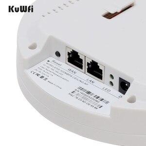 Image 4 - 높은 전원 무선 라우터 300 mbps 무선 천장 ap 라우터 wifi 리피터 wifi extender 신호 bosster 24 v poe 어댑터