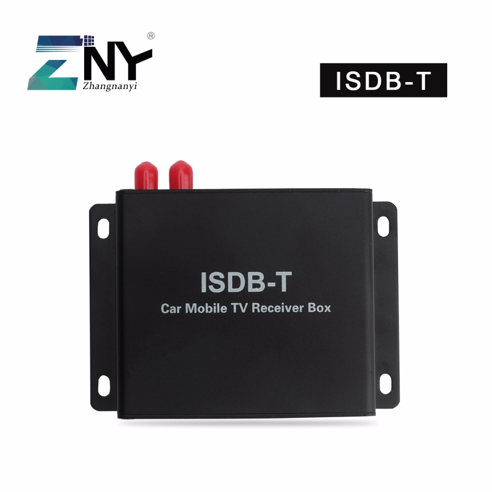 Learned Car Isdb-t Digital Tv Receiver 2 Antennas For South America Brazil Chile Argentina Peru Japan Philippines Support Max. 120 Km/h To Be Distributed All Over The World