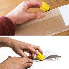 Лимит показывает инструмент палец резак многофункциональный нож Детская безопасность дома прочный силиконовый офис посылка письмо посылка открывалка