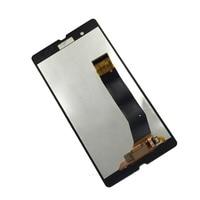 Black For Sony Xperia Z L36H L36i C6606 C6603 C6602 C660X C6601 Touch Screen Digitizer Sensor