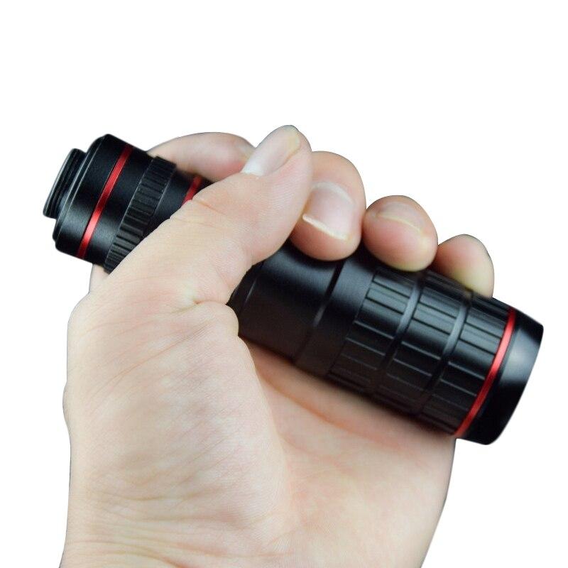 Ecusells Optical HD 20X Zoom Telescope Camera Lens for Universal Mobile Cell Phone Smartphone Telescope Lente Para Celular