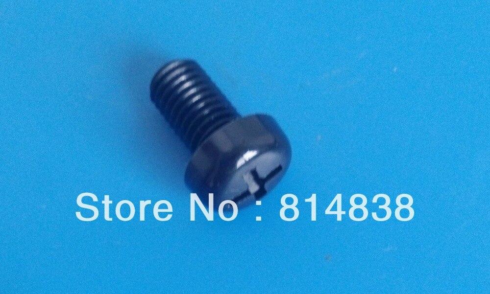 M2 Black Screws Nylon Round Head Phillips Drive Pack 1000 fast shipping m3 x 6 nylon screw black round head phillips drive 1000 pieces