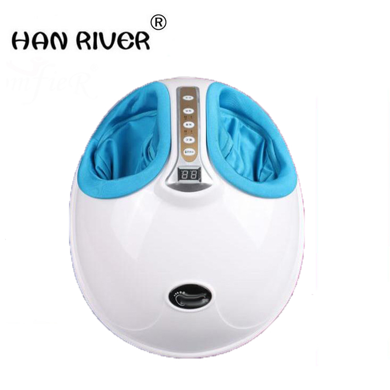new arrival electric foot massage equipment foot care device tools with heating function promotion electric antistress therapy rollers shiatsu kneading foot legs arms massager vibrator foot massage machine foot care device hot