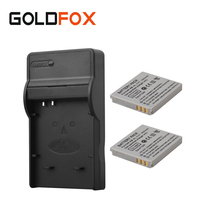 2x 1000mAh NB 4L Li Ion Battery Pack Charger For Canon IXUS 30 40 IS 117