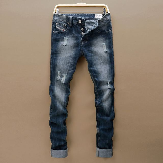 DENIM - Denim trousers Icon Brand EJGZNt