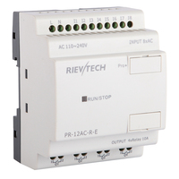 RIEVTECH,Micro Automation sulutions provider. programmable relay PR 12AC R E