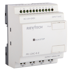 RIEVTECH,Micro Automation sulutions provider. programmable relay PR-12AC-R-E