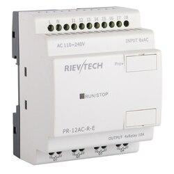 RIEVTECH, Micro Automazione sulutions fornitore di servizi. Programmabile relè PR-12AC-R-E