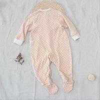 الوليد بنات بنين مقنع القدم السراويل 2017 ربيع الخريف وحيد الصدر نقطة الدافئة للأطفال القطن الرضع 4ft030