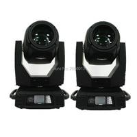 2pcs Professional 350W 17R Moving Head Light Beam Spot Wash 3in1 DMX512 Stage Effect Lighting Wth Prism Zoom /350W Beam Light