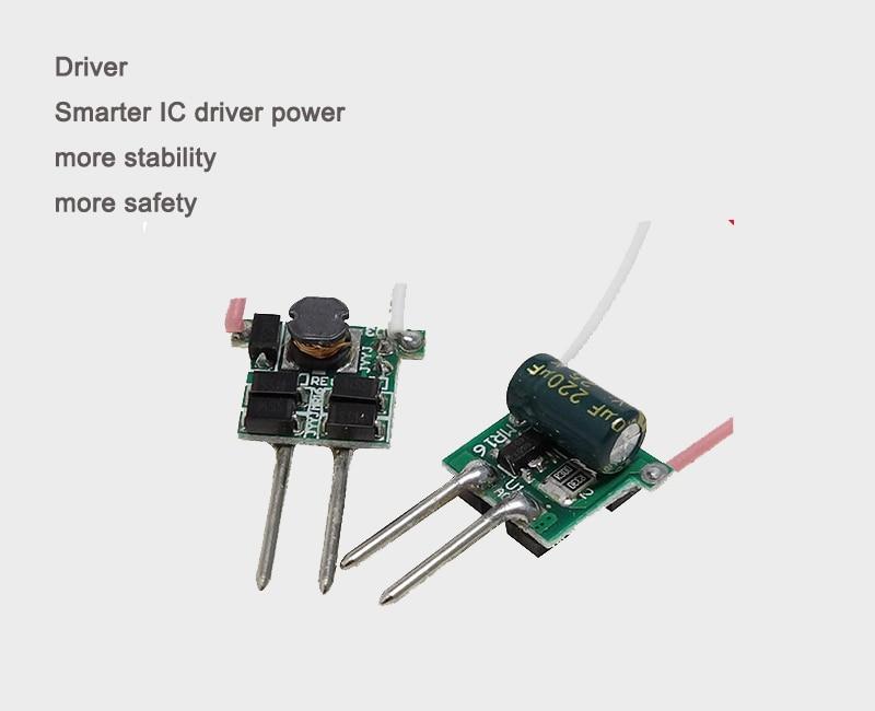 New high power v mr led gu cob lampada w dimmable led cob