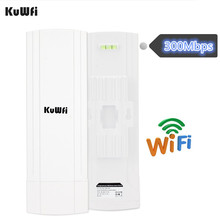 300Mbps Wireless CPE Router 2.4G 3KM Wifi Bridge Outdoor Wifi Repeater Wifi Extender Access Point Router Support Gateway WDS 2pcs high power wireless bridge cpe 2 3km comfast 300mbps 2 4ghz outdoor wifi access point ap router wifi repeater for ip camera
