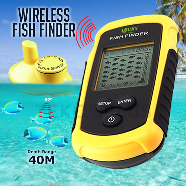 Online buy wholesale battery icon from china battery icon for Lucky fish finder