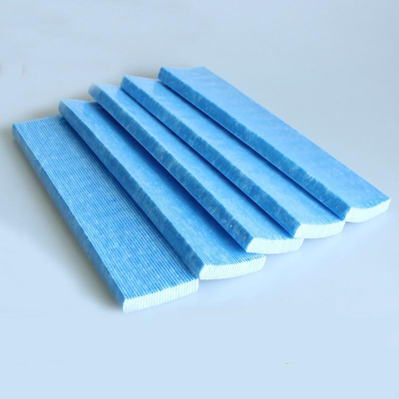 Ev Aletleri'ten Hava Temizleyici Parçaları'de 6 adet hava temizleyici filtre Daikin Mc70Kmv2 serisi Mc70Kmv2N Mc70Kmv2R Mc70Kmv2A Mc70Kmv2K Mc709Mv2 Kac998A4 filtreler 30.5cm title=