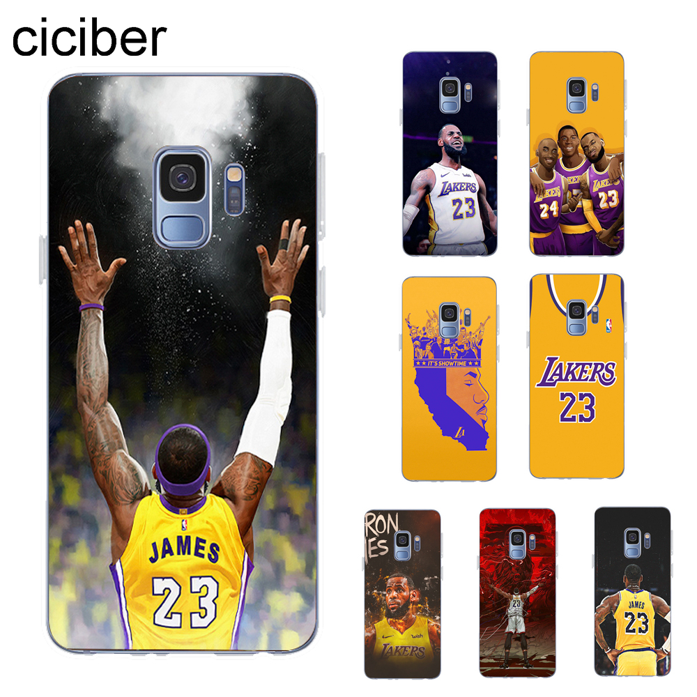 ciciber basketball lebron james coque for samsung galaxy. Black Bedroom Furniture Sets. Home Design Ideas