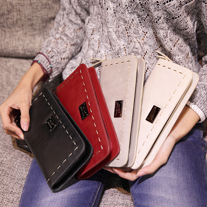 mulheres carteiras longo bolsa de Modelo Número : Women Wallets