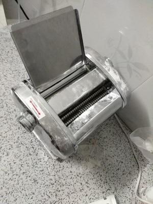 220V Multifunctional Electric Noodle Maker machine Single Knife Noodle Making Machine EU/AU/UK Plug Easy Operation