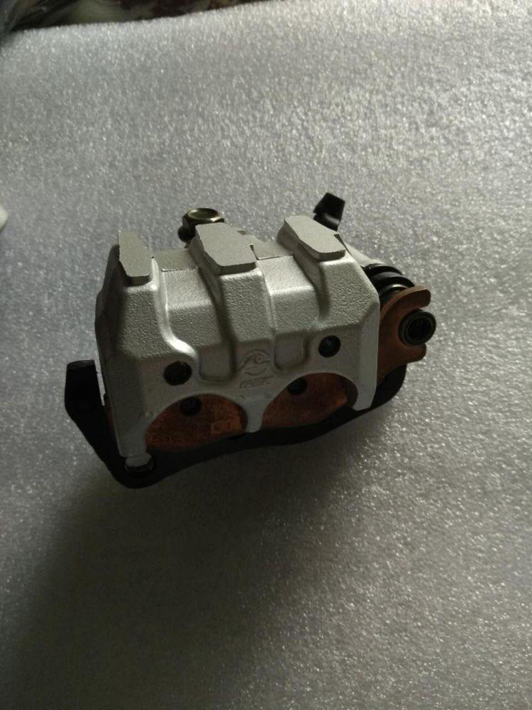 front right  Brake caliper brake shoe of  HISUN 800 UTV front