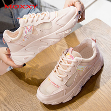 2019 New Fashion Sneakers Women Shoes Tenis White Pink Trainers Woman Sport Casual basket femme