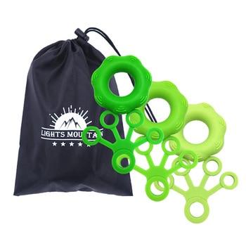 Hand Grip Strengthener Kit