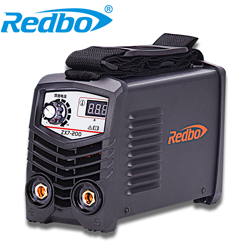 REDBO MMA/<font><b>ARC</b></font>/ZX7-<font><b>200</b></font> DC <font><b>Arc</b></font> Electric Intenter Welding Machine MMA Welder for Welding Working and Electric Working image
