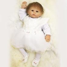 Bebês recém-nascidos Bebe Reborn de 20 Polegada SDK-76R2 Realista Realista Boneca Para Presente Das Crianças Brinquedos para Meninas Crianças Brinquedos Educativos