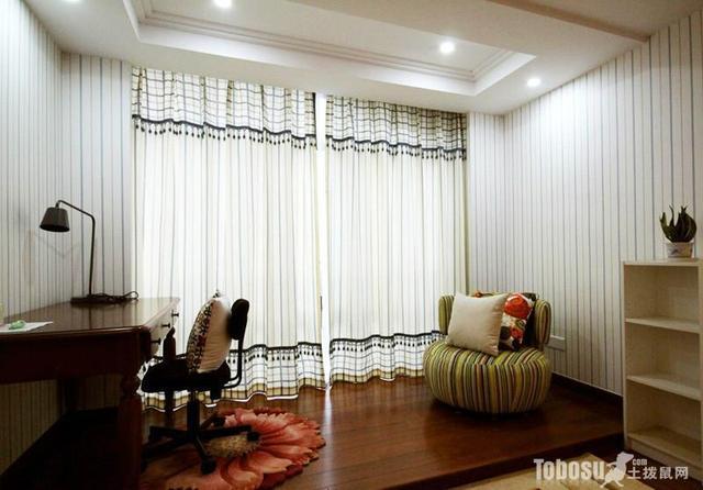 Dooya-piste de rideau électrique épais, système automatique, rideau, contrôlé par télécommande et téléphone portable, pour maison intelligente