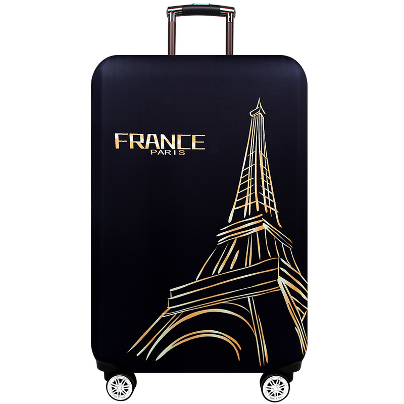 Travel Thick Suitcase Protective Cover Luggage Covers For Trunk Case Apply To 18''-32'' Trolley Baggage Travel Accessories 269