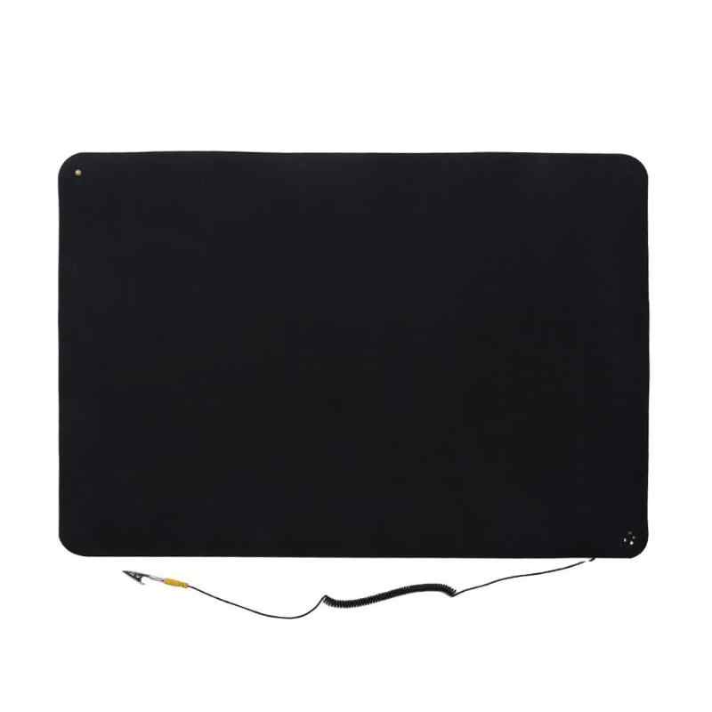 700 X 500mm Three-layer Structure Anti Static PC Maintenance Blanket Mat + Ground Cord ESD Band For Phone Pad Repair Platform